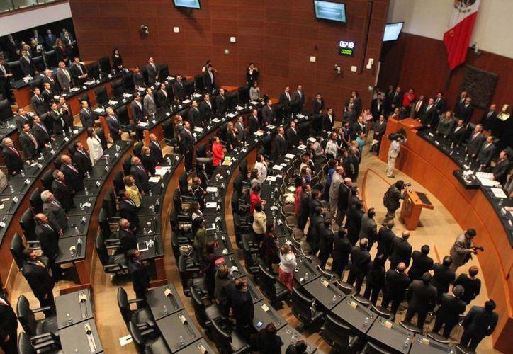 Los senadores devolvieron el dictamen a los diputados para su ratificación. (Notimex)