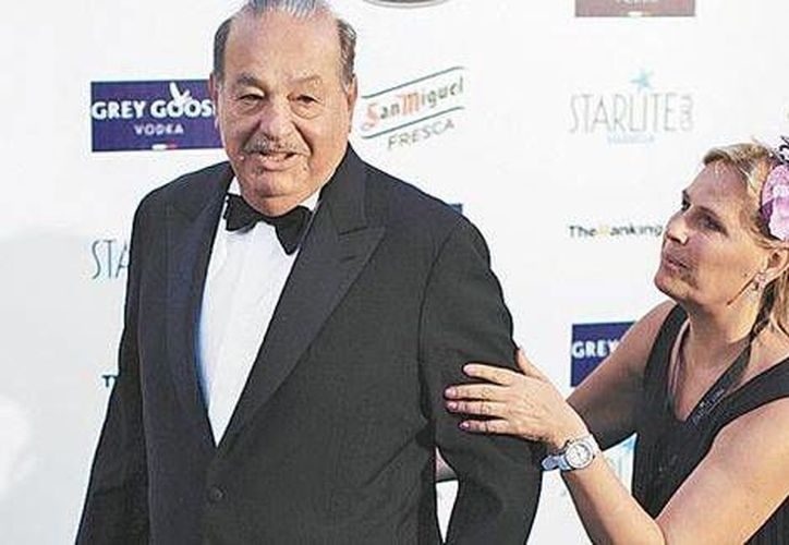 Slim visita España con frecuencia, donde se encuentra con su amigo el ex presidente Felipe González. (Milenio)