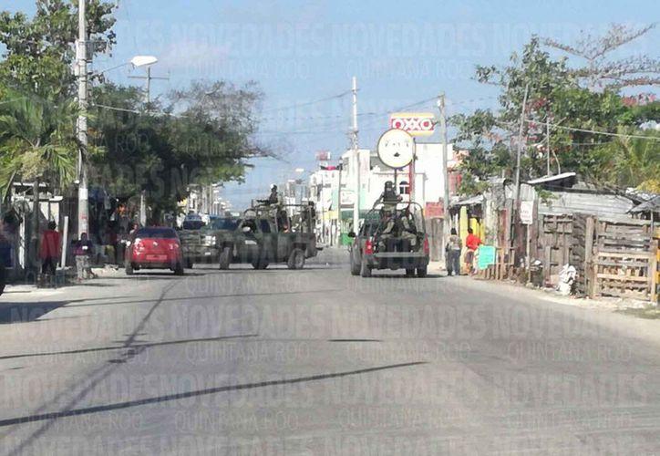 Los hechos se registraron cuando fue a cubrír un reporte de detonaciones de arma de fuego en la Región 200. (Redacción)