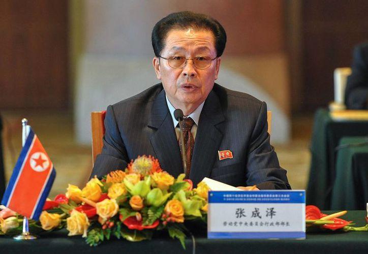"""Jang fue señalado de """"abuso de poder"""", de haberse """"enfrascado en irregularidades y corrupción"""", de tener """"relaciones indebidas con mujeres"""", entre otras acusaciones. (Agencias)"""