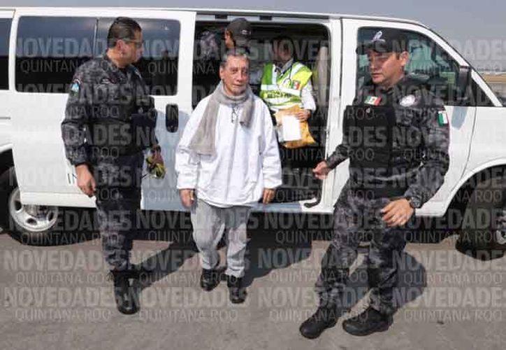 El ex gobernador Mario Ernesto Villanueva Madrid, el próximo 2 de julio cumple 70 años. (Redacción/SIPSE)