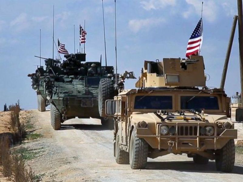 The U.S. has 2,000 troops in Syria. (Internet)