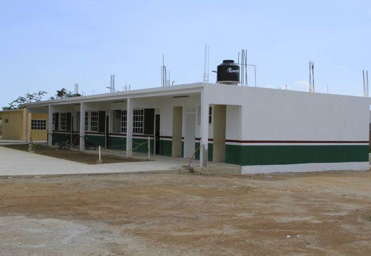 En el caso del sur del estado se trata de 13 centros educativos los que tendrán mejoras. (Ángel Castilla/SIPSE)