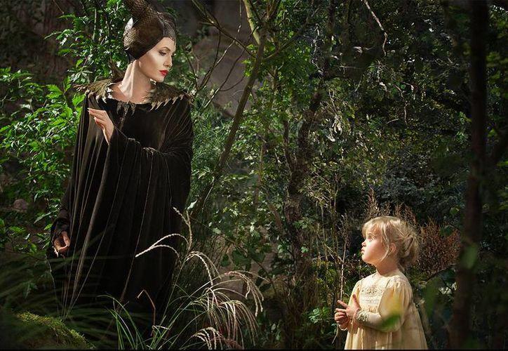 Como se esperaba, la cinta de Disney estelarizada por Angelina Jolie se convirtió en un gran éxito de taquilla. (movies.disney.com)