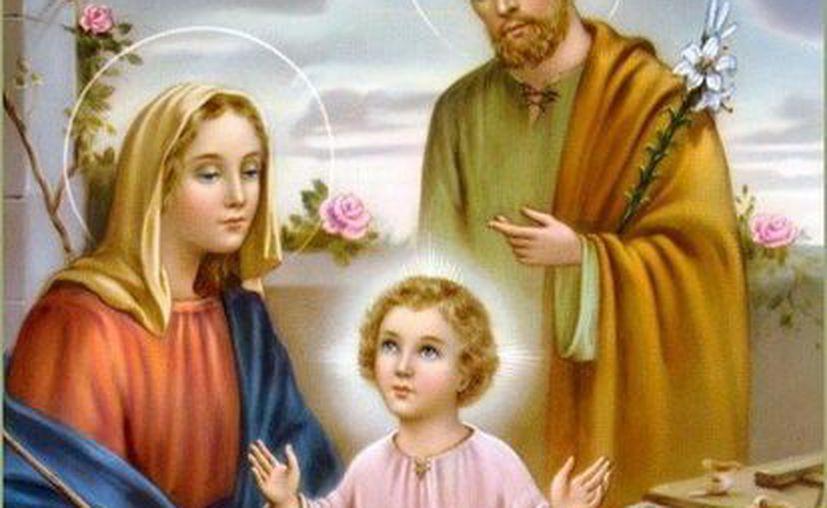Así como Jesús creció en sabiduría y gracia ante Dios y los hombres, en nuestras familias debe suceder lo mismo. (SIPSE)