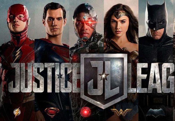Warner Bros presentó el último tráiler de la 'Liga de la Justicia'. (Contexto/Internet).