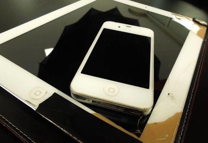 Apple lanzó su programa de reciclaje de móviles en 2013 en países como Estados Unidos y Reino Unido. Se estima que 7 de cada 10 de sus productos se reciclan. (Foto: Christian Coquet/SIPSE)