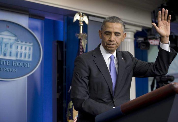 El Congreso estadunidense dispone apenas de una docena de días legislativos en 2013. (Agencias)