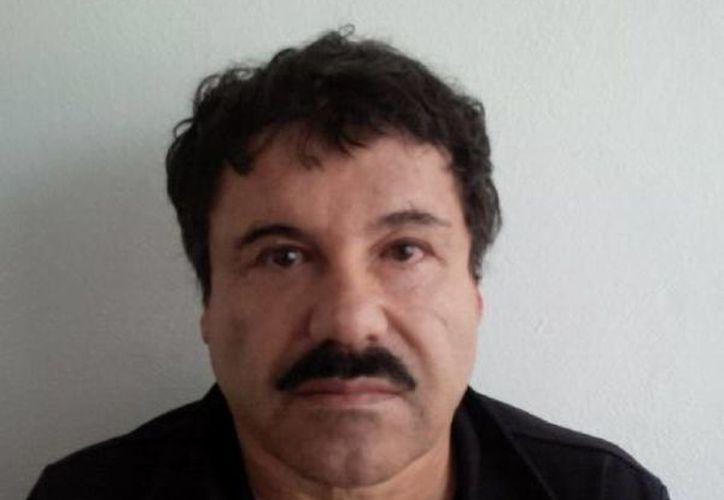 El abogado de Joaquín 'El Chapo' Guzmán (foto), Christian Guillermo Lucenilla Salazar, recibió la libertad provisional bajo fianza. (AP)