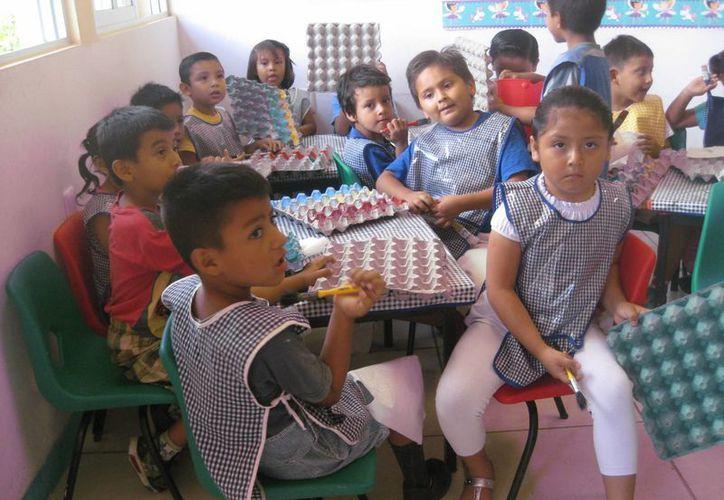 Se ha dado total apoyo a las escuelas que funcionen bajo la modalidad de Tiempo Completo. (Javier Ortiz/SIPSE)