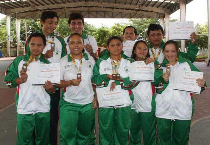 El combinado yucateco que participó en esta edición está conformado por 24 atletas.