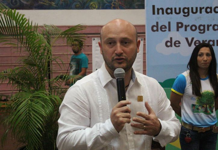 El mal trato a los atletas y las pésimas condiciones de las instalaciones deportivas son algunas de las quejas contra Antonio López. (Miguel Maldonado/SIPSE)