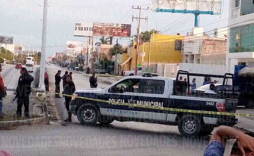 Casique Fernández fue ejecutado el pasado jueves en un restaurante que se ubica en la entrada a Bonfil. (Redacción)