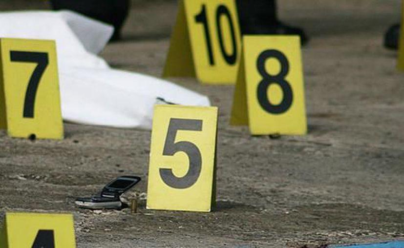 En 2016, la Procuraduría General de Justicia del Estado registró 110 asesinatos de mujeres. (Contexto/Internet).
