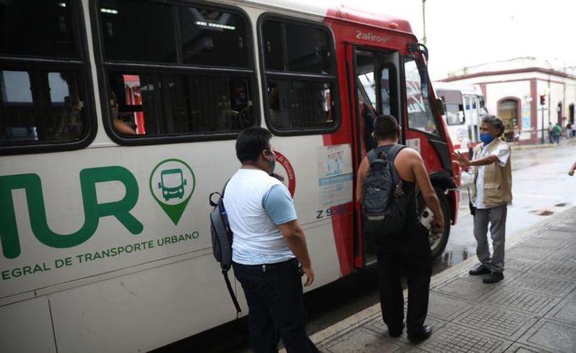 El transporte público en Mérida tendrá cambios. (Especial)