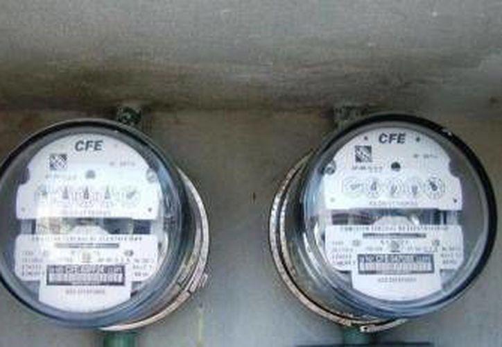 Con los amparos los inconformes aspiran a que la CFE homologue sus tarifas en todo el país. (Redacción/SIPSE)