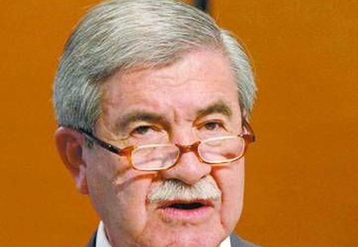 El auditor superior Juan Manuel Portal. (Milenio)