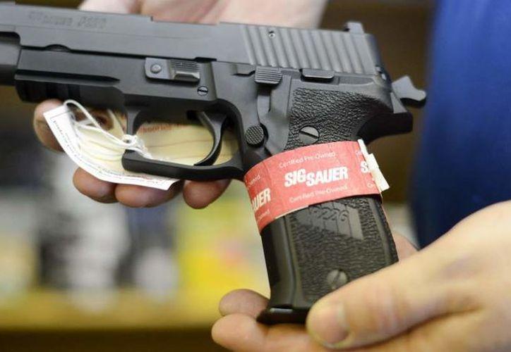 Alrededor de 800 armas fueron entregadas de forma voluntaria por los ciudadanos. (Foto: Contexto/Internet)