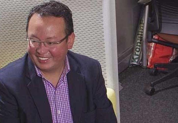 Rafael Salas es un emprendedor de Tlaxcala con estudios en Harvard que busca 'democratizar' las bolsas de valores. (pulsoslp.com.mx)