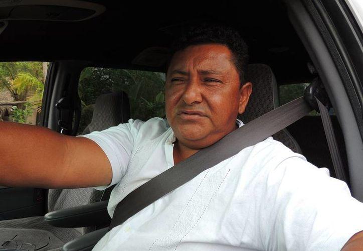 El responsable de la transferencia sanitaria dijo que se debe evitar la quema de basura. (Raúl Balam/SIPSE)