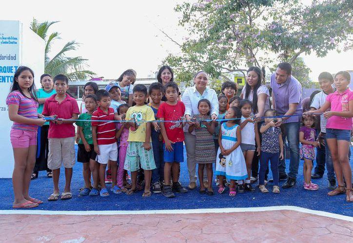 La inversión fue de 997 mil pesos provenientes de recursos municipales. (Redacción/SIPSE)