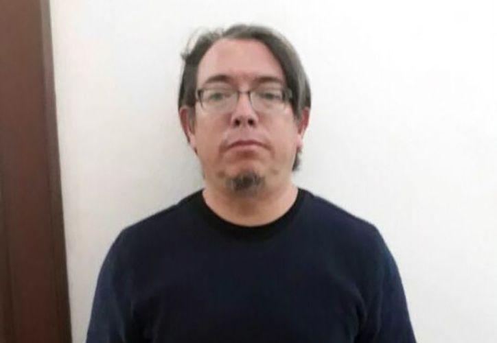 """Alejandro Echavarría , """"El Mosh"""", fue detenido junto a otras personas durante un desalojo. (Foto: NTR Zacatecas)"""