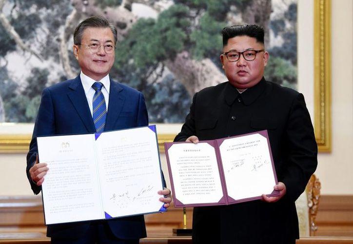 Las dos Coreas eliminarán todos los peligros que podrían causar guerras en la península. (vanguardia.com)