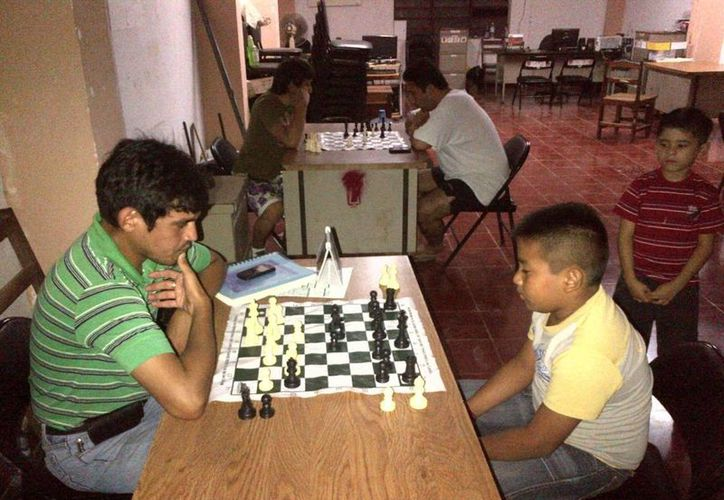 El ajedrez es uno de los juegos más populares de la humanidad. (Manuel Salazar/SIPSE)