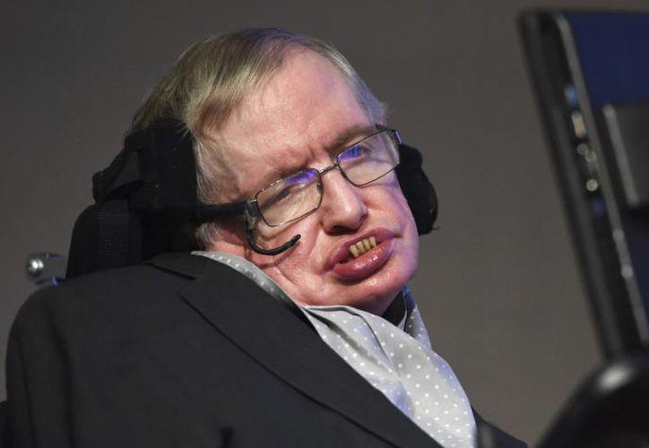 Stephen Hawking fue una de las figuras más influyentes en la ciencia moderna. (AP)