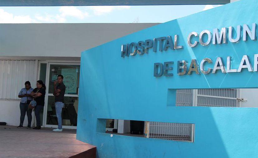 El mes pasado atendieron 248 casos por enfermedades respiratorias. (Javier Ortíz/ SIPSE)