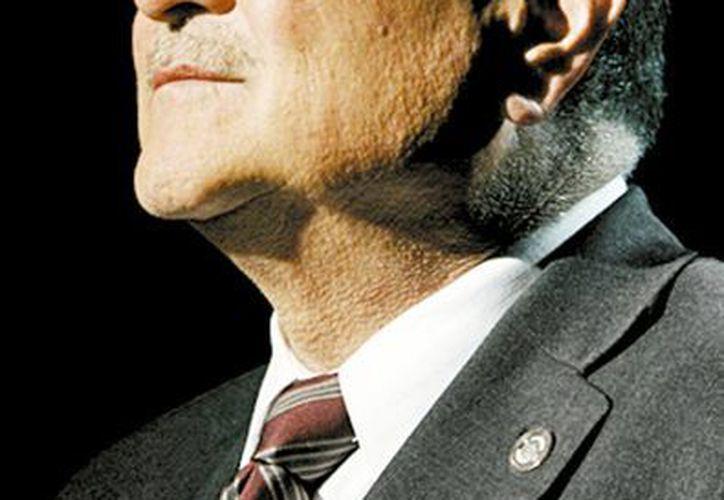 Ernesto Ruffo Appel, senador del PAN, fue el primer panista en proponer la legalización de la droga. (Milenio)