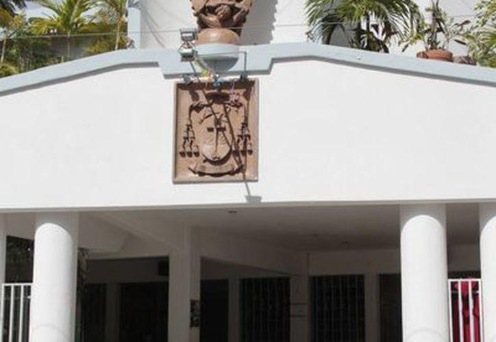 Están programadas misas en honor a Nuestra Señora de Guadalupe. (Tomás Álvarez/SIPSE)