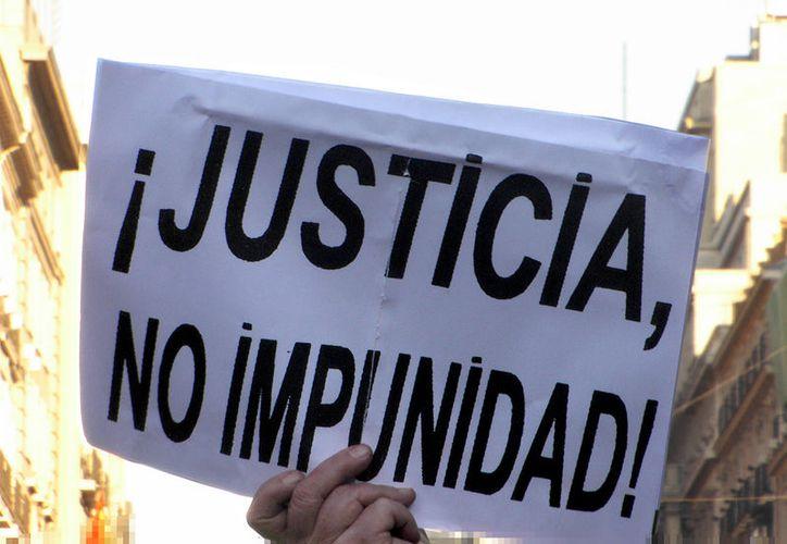 El ex canciller mexicano advirtió que la impunidad en el país es un problema funcional y estructural. (Eje Central)