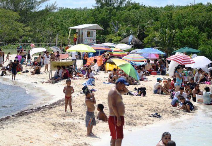 El Atlas Turístico de México podría atraer al turismo nacional a la Riviera Maya. (Octavio Martínez/SIPSE)