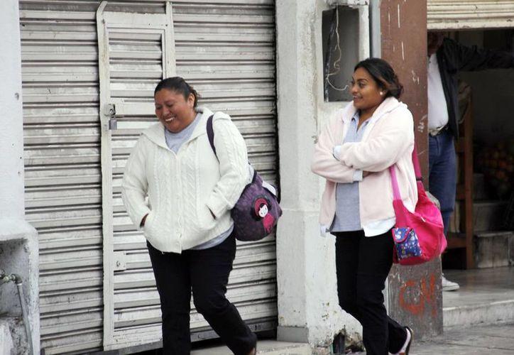 La mínima en Mérida en este jueves fue de 16.4 grados. En otros municipios de Yucatán la temperatura descendió hasta los 11 grados. (Milenio Novedades)