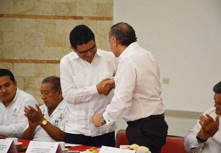 Codhey y Sedatu firmaron un convenio para promover la vivienda universal. (Oficial)