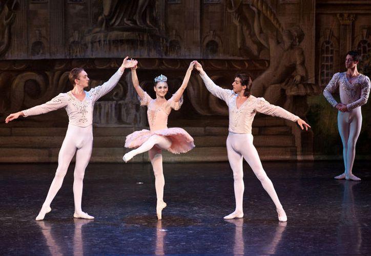 La obra de la Bella Durmiente es un referente de la danza clásica. (Foto: Ballet San Petersburgo)