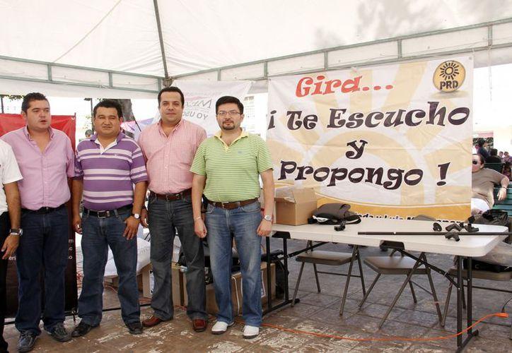 """El PRD de Yucatán descartó una """"desbandada"""" en el perredismo yucateco. (Archivo/Milenio Novedades)"""
