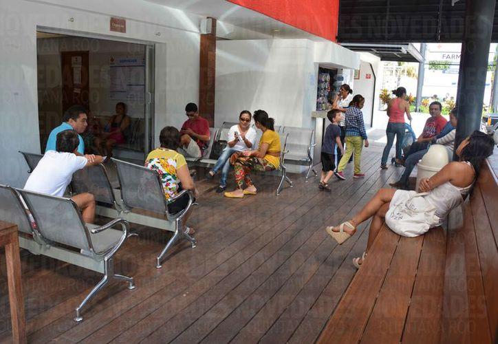 En Cancún, la Cruz Roja ofrece diversos servicios médicos a los habitantes. (Luis Soto/SIPSE)