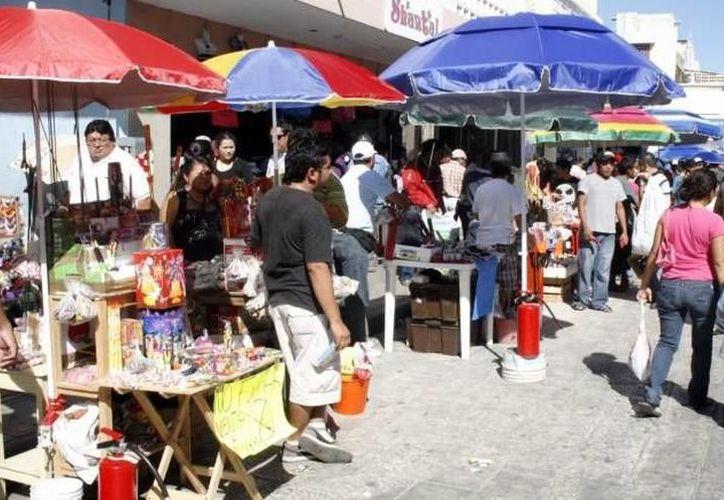 Durante el primer semestre del año, Yucatán contó con 324 mil 463 personas dentro de la informalidad. (SIPSE)