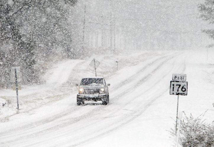 El estado de Georgia ya registró dos semanas consecutivas de intensas tormentas invernales. (Agencias)