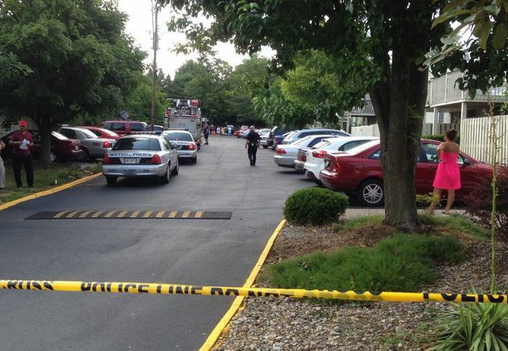La tragedia ocurrió en el complejo de condominios Lakeview, vecino a un sector de viviendas de clase media alta. (Agencias)