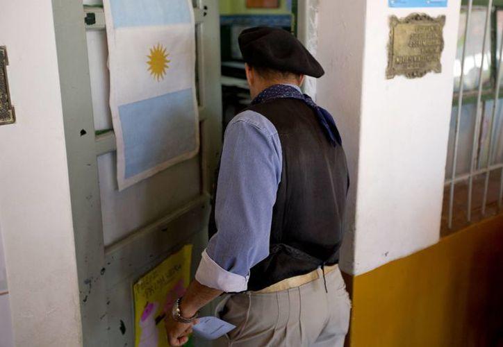 En Buenos Aires el oficialismo tiene pocas posibilidades. (Agencias)