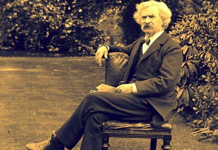 Mark Twain es considerado uno de los escritores más importantes de la literatura de Estados Unidos y es recordado principalmente por su novela Las aventuras de Tom Sawyer. (Imagen tomada de huffingtonpost.com)