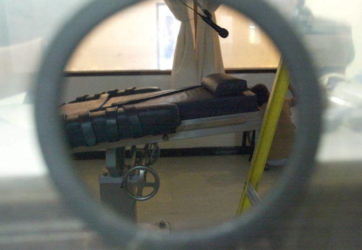 Hernández Llanas, de 44 años, recibió la inyección letal en la única cámara de muerte en Texas. (EFE)