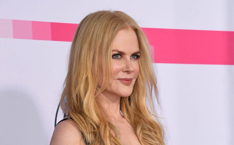 ¡Irreconocible! Mira el increíble cambio de Nicole Kidman para su próxima película
