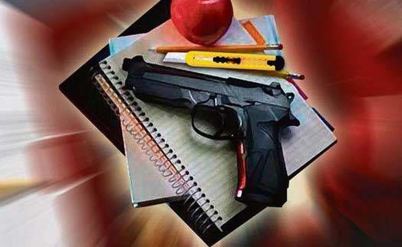 El pequeño fue arrestado y enfrentará cargos por posesión de arma. (Imagen de contexto/mundohispanico.com)