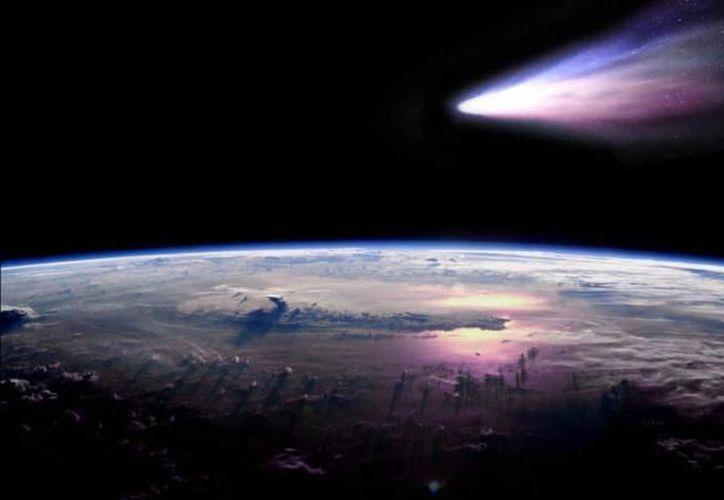 """Sería hasta el año 2061, cuando podría observarse de nuevo el paso del cometa """"Halley"""" desde la tierra. (Foto: contexto Internet)"""