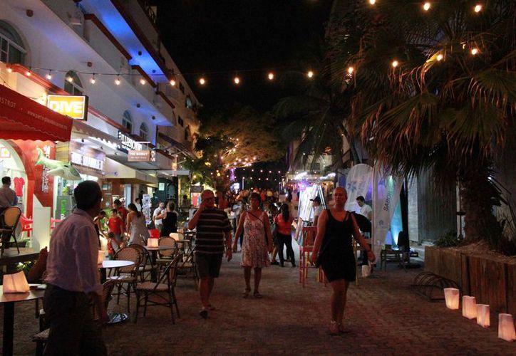 Vigilarán la zona turística de Playa del Carmen con tecnología. (Octavio Martínez/SIPSE)