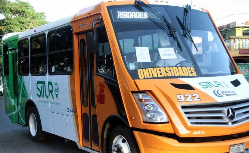 La denuncia fue contra un chofer de la línea de transporte público Situr. (Imagen estríctamente ilustrativa/ Milenio Novedades)